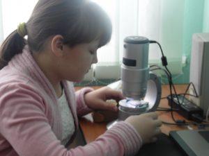 Учимся работать с цифровым микроскопом